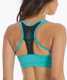 Look at this Ceramic Serena Sports Bra on #zulily today!