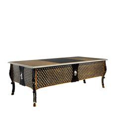 Coleccion Alexandra - Desk - Luxury and Exclusive Design Furniture