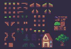 Sunny Land - Pixel Game Art by ansimuz