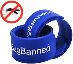 BugBanned Mosquito Repellent Wrist Band $15.99 | 21 Things Every Traveler Wishes They Owned | GiftTITAN