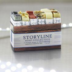 Storyline Artisan Soap Sampler by Old Factory