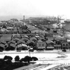 "San Pedro, CA - ""Typical Japanese Fishing Village""-East San Pedro."