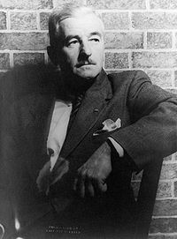 William Cuthbert Faulkner (September 25, 1897 – July 6, 1962) American writer and Nobel Prize laureate from Oxford, Mississippi