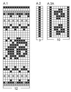 "Winter Heirloom - Vinoraitakuvioiset DROPS sukat ""Fabel""-langasta. Koot 35-43. - Free pattern by DROPS Design"