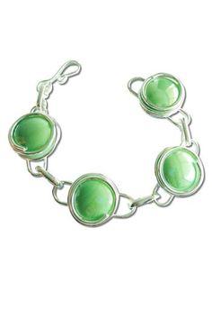 15$  Buy here - http://vievm.justgood.pw/vig/item.php?t=h8xo42j14294 - Pistachio Infinity Bracelet 15$