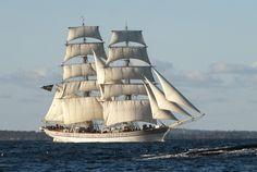 """Swedish ship """"Tre Kronor af Stockholm"""""""