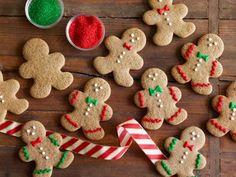 Gluten-Free Gingerbread Men