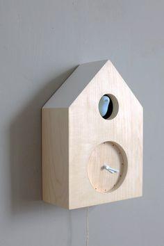 Horloge Cucuckoo par THE9LIFE sur Etsy