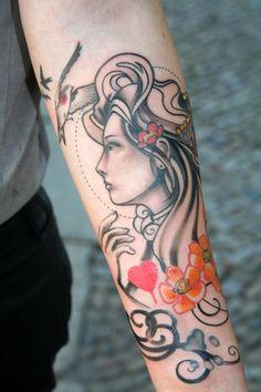 Tattoo by Sara Rosenbaum