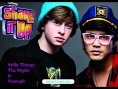 Wild Thingz - The Nights Is Young (Shake It Up) - YouTube