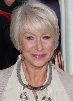 2011-Helen Mirren Hairstyles l www.sophisticatedallure.com