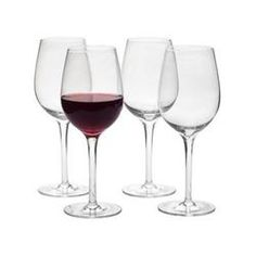 Sommelier Red Wine Glass (Set of 4)