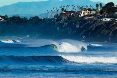 (See T-Shirt Pin) CAs Surf | California Dreaming at Solana Beach
