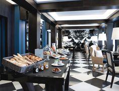 The Chess Hotel creación y diseño por artistas en Paris