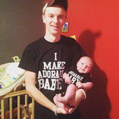 Fathers Day Present. #IMakeAdorableBabies
