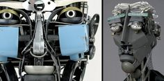 Jeremy Mayer makes extremely detailed sculptures of humans and animals out of recycled typewriter parts.