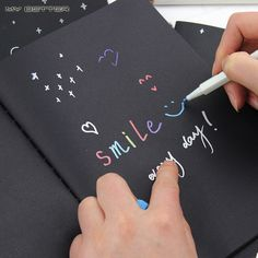 14 Best Journal Ideas Images Journal Black Paper Diary Cover
