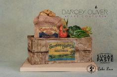 Garden Valley by Darcey Oliver Cake Couture