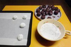 Crinkles: Kakaové sušenky, které ohromí každou návštěvu!   Vaření.cz Crinkles, Pudding, Food, Custard Pudding, Essen, Puddings, Meals, Yemek, Avocado Pudding