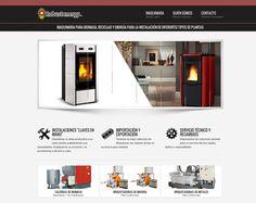 Página web - Robust Energy