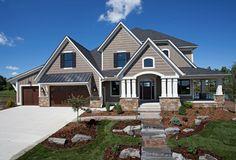 Exterior home siding color scheme house exterior - Sherwin williams foothills interior ...
