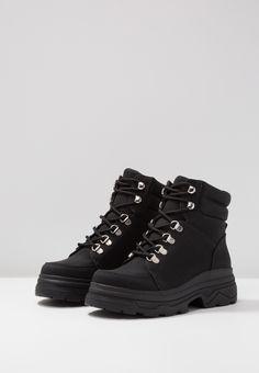 CHUNK - Platform-nilkkurit - black a972b5102a