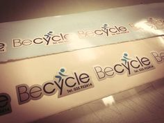 Becycle adesivo...