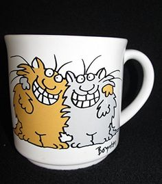 Sandra Boynton Mug Cats Kittens Keep Smiling Coffee Tea Cup Vintage Japan Sandra Boynton http://www.amazon.com/dp/B00WQFZH4G/ref=cm_sw_r_pi_dp_hOBpvb1NGZ5JP