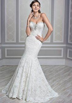 Kenneth Winston 1595 Wedding Dress - The Knot