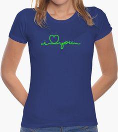 Camiseta Cardiogram (I love you)