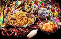 История плова, происхождение блюда - Империя вкусов Ancient Recipes, Goat Meat, Onion Soup, Paella, Tea Pots, Fries, Beef, Dishes, Cooking