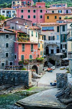 Tellaro, La Spezia, Italy | Maurizio Carpentiero on 500px