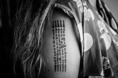 Sak Yant Tattoo - I Got Tattooed and Blessed by a Buddhist Monk! « JUST TRAVELOUS