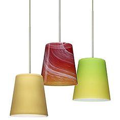 Canto 5 Mini Pendant by Besa Lighting