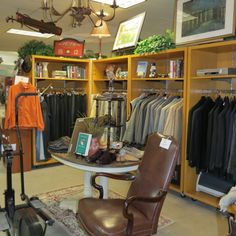 "Mens Store - Stop into one of our two incredible families thrift stores in Naples and support our organization ""doing the most good"" whilst furnishing your home beautifully! 2255 Davis Blvd and 2313 Davis Blvd or schedule a donation pickup by calling 239-775-0721 today. www.salvationarmynaples.org"