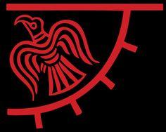 Raven Banner (Ravnefanen) Viking Flag