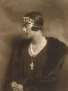 Her Royal Highness Jolanda, Countess of Bergolo (1901-1986) née Her Royal Highness Princess Jolanda of Savoy