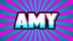 Amy Name, Daughter, Names, My Love, Words, My Daughter, Horse, Daughters