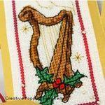 Christmas Gift tags (Christmas Music - series 4)