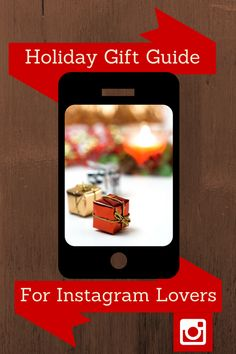 Holiday Gift Guide for Instagram Lovers - Everyday Eyecandy