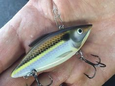 Why to Not Use Split Rings on Bass Fishing Lures - Wired2fish - Scout