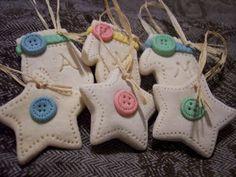 Salt Dough Ornaments or summer break scramble... | Geekabella