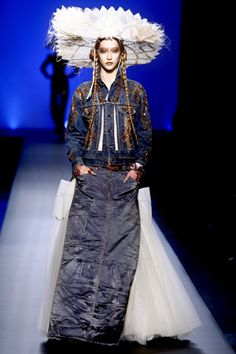 SPRING 2010 COUTURE Jean Paul Gaultier