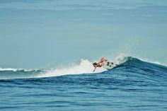 Rip Curl surfer Alana Blanchard in My Bikini on location in Bali