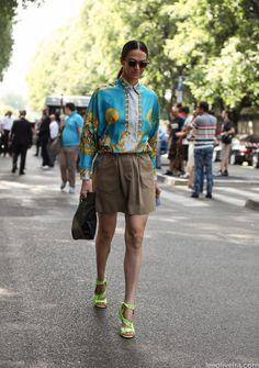 street style, fashion week, milan fashion week, women's fashion week, women's accessories