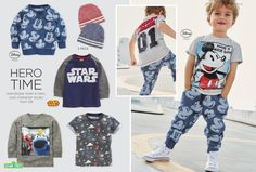 Characters | Younger Boys 3mths - 6yrs | Boys Clothing | Next Official Site - Page 1