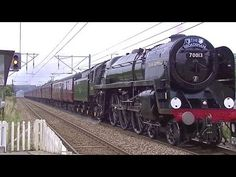 A Very Angry 70013 Oliver Cromwell - 27/05/2012 - YouTube