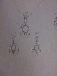 Jewellry drawing