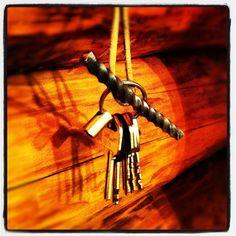 Key Toggle Forged Steel, Key, Metal, Instagram Posts, Unique Key, Metals
