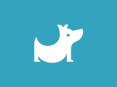 Here are 36 dog logo designs that you can use to draw inspiration from.